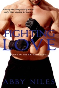Fighting Love - Abby Niles - Cover (2)