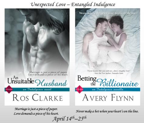 An Unsuitable Husband - Betting the Billionaire Banner