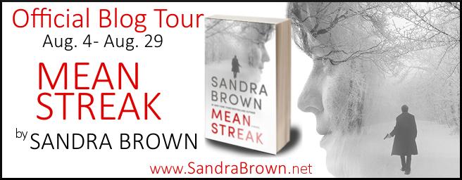 Sandra Brown Blog Tour Banner